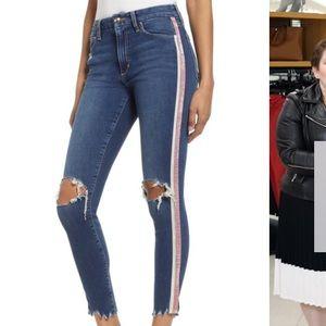 Joe's high rise honey curvy jeans